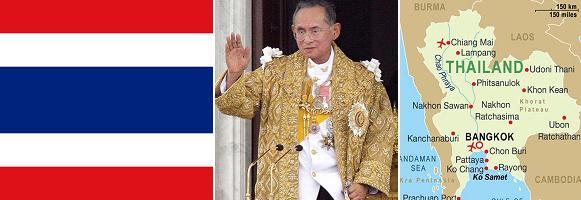 Curiositá sulla Thailandia