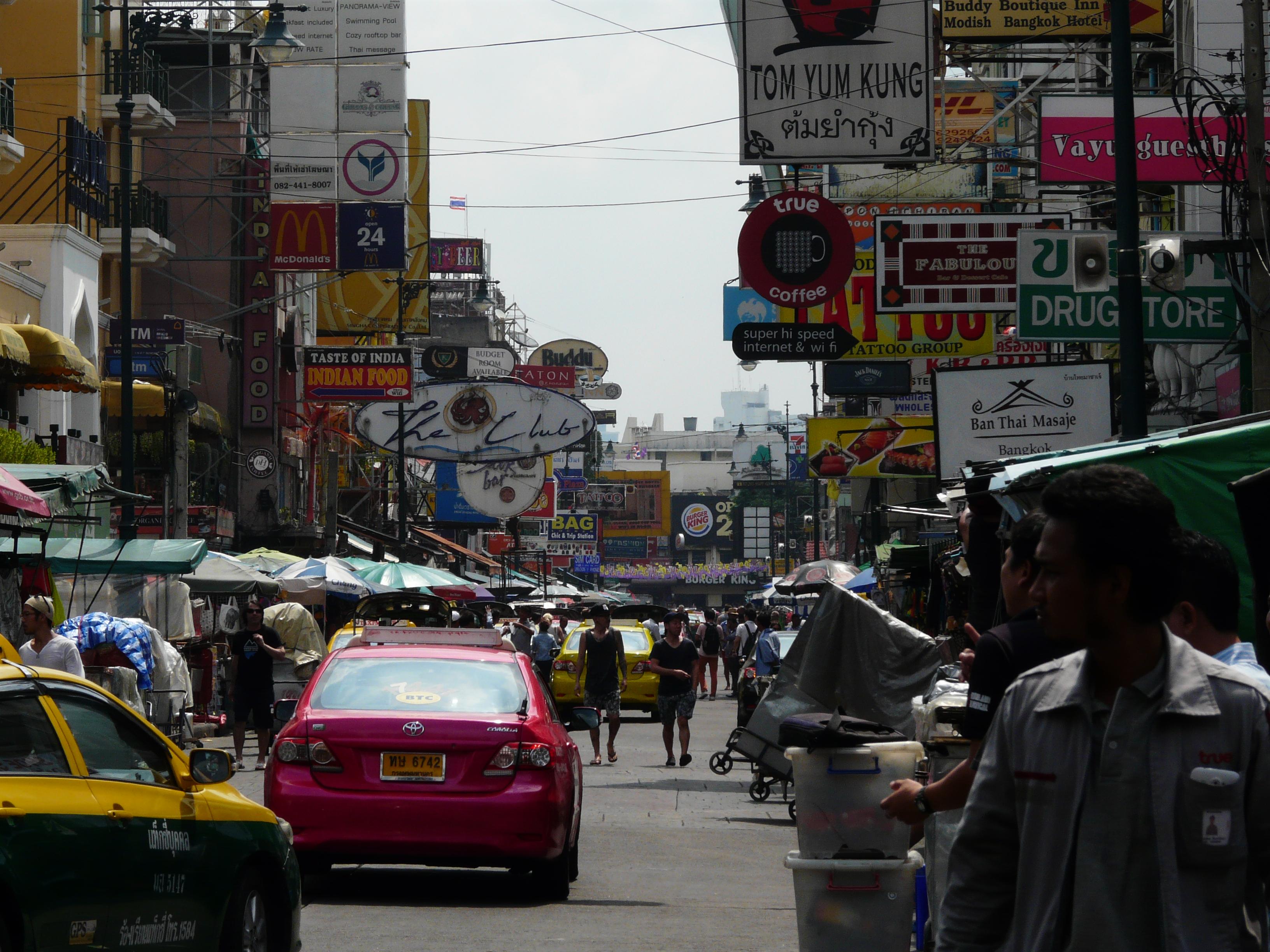 Cosa fare, vedere e provare a Bangkok -2-