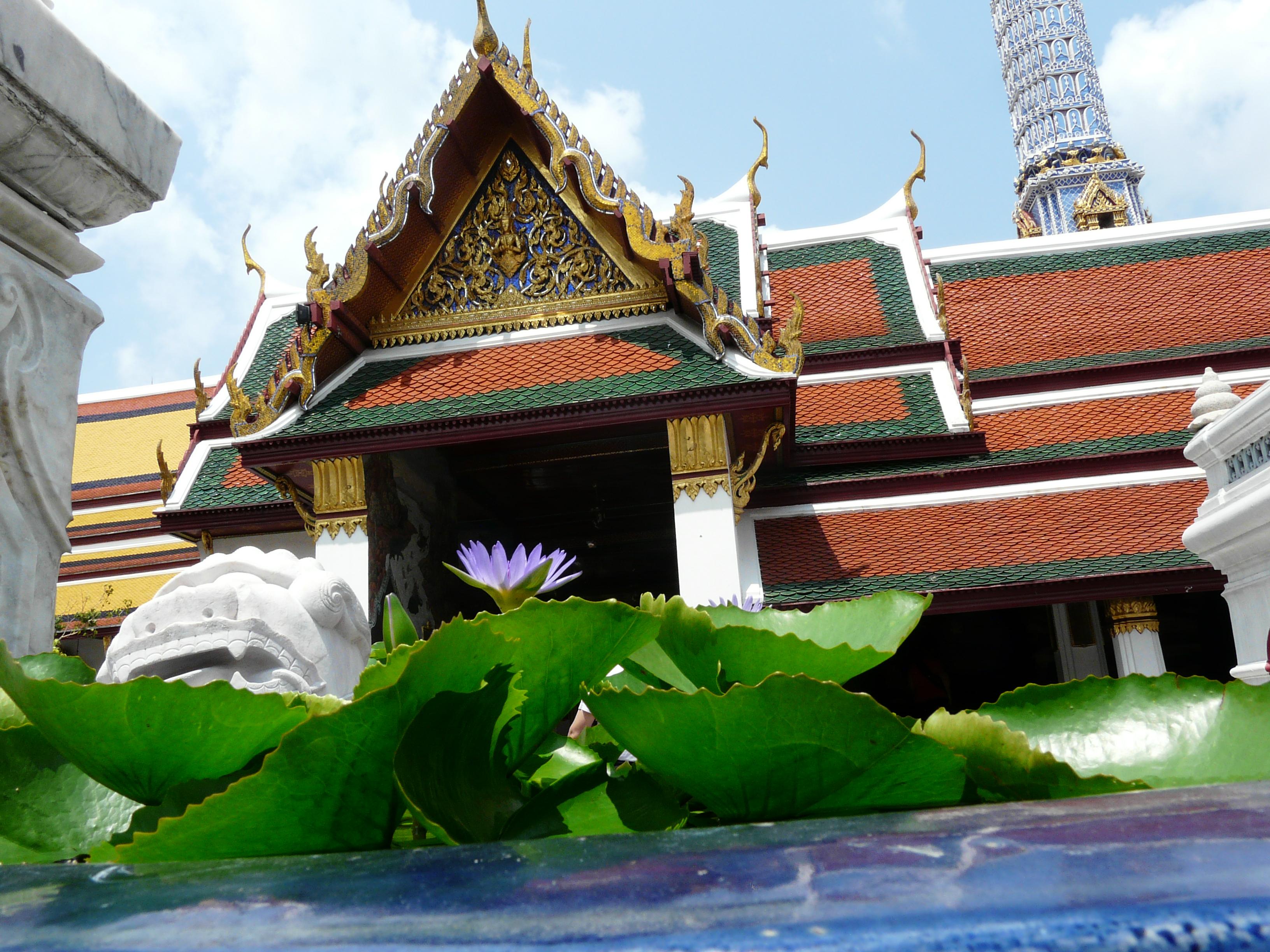 Cosa fare, vedere e provare a Bangkok -1-