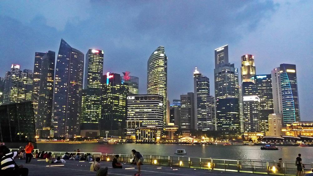 Viaggiare GRATIS a Singapore