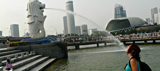 Visitare Singapore in un giorno