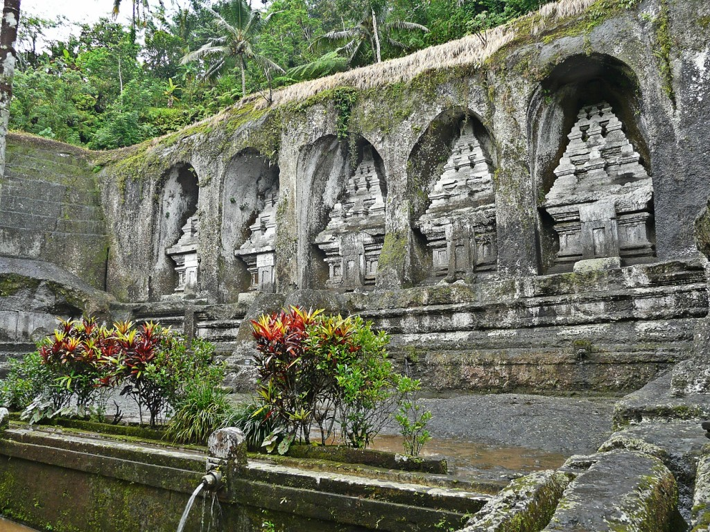 Tempio Gunung Kawi Bali
