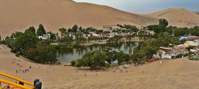 2ª tappa: Huacachina