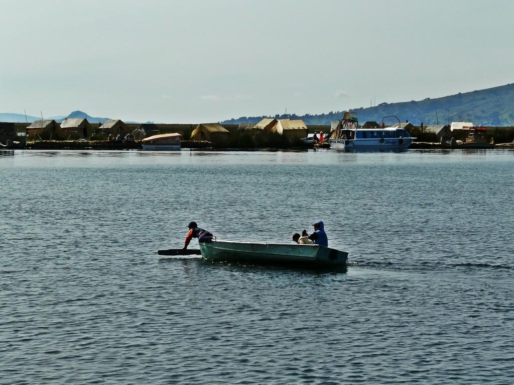 Lago Titicaca e Isole Uros