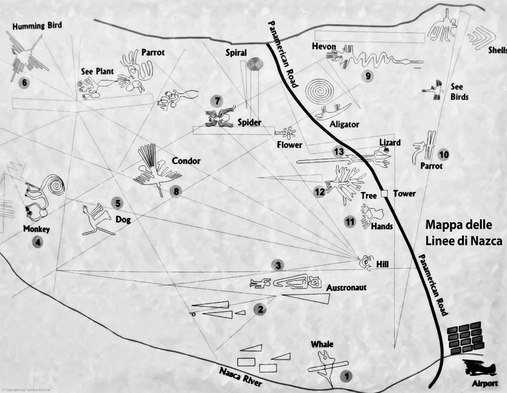 MapLinee di Nazca