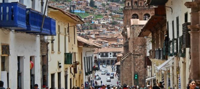 6ª tappa: Cuzco