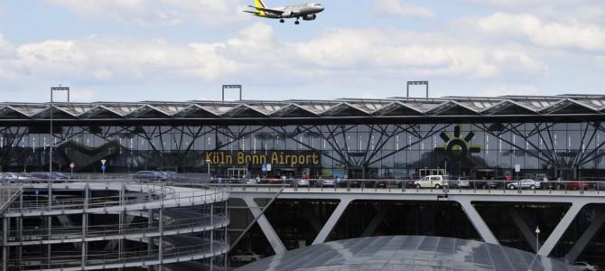 Collegamento aeroporto colonia-bonn al centro città