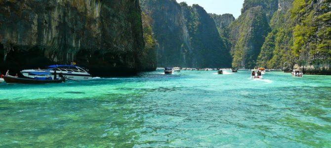 Tour organizzato Phi Phi Islands (Thailandia). Pro e contro.
