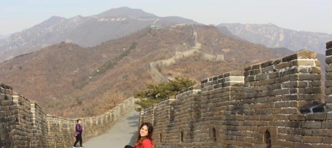 Come arrivare alla muraglia cinese, risparmiando