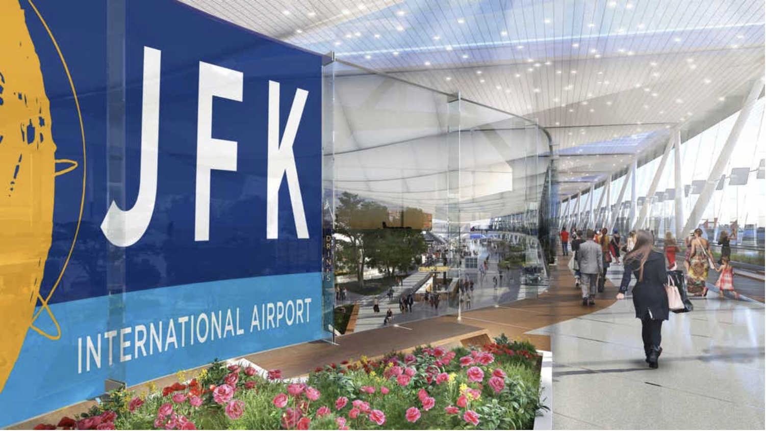 Come arrivare a Manhattan (o dintorni) dall'aeroporto JFK