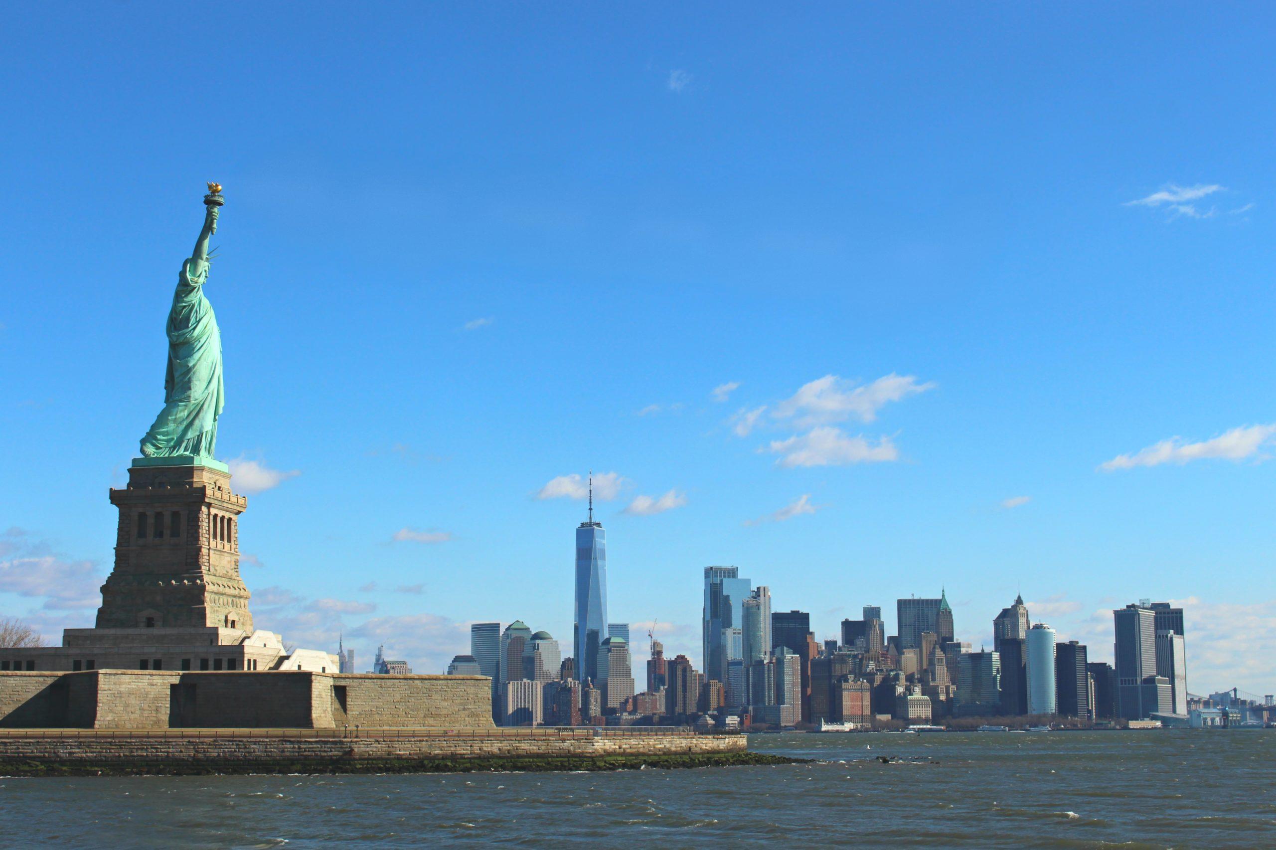 Come salire sulla corona della Statua della Libertà