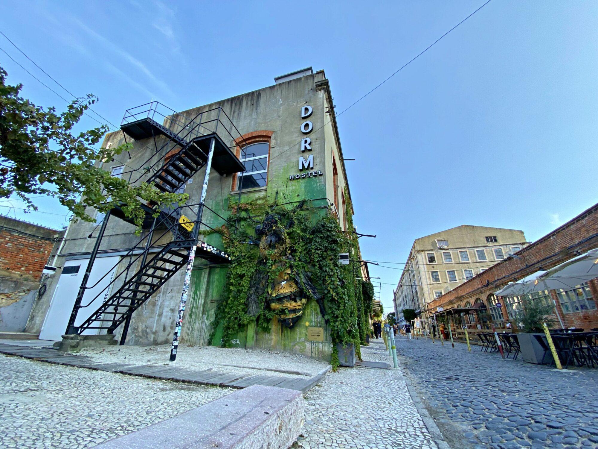 Lx factory Lisbona