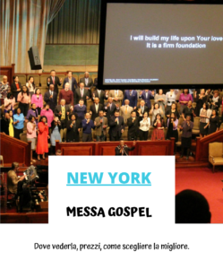 Messa Gospel New York