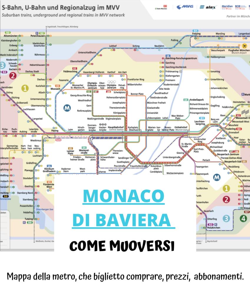 Metro Monaco di Baviera
