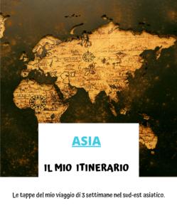 Itinerario sudest asiatico