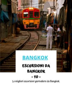 Escursioni da Bangkok
