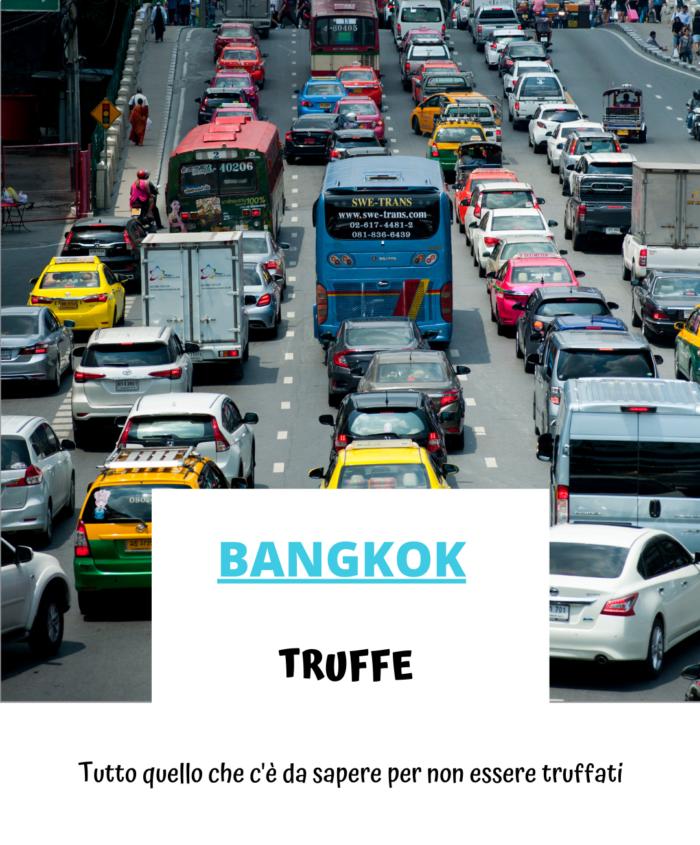 Truffe a Bangkok